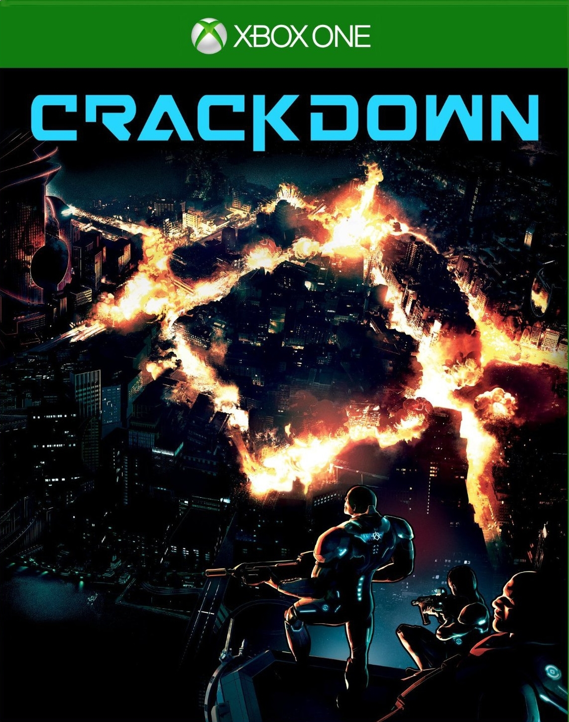 Crackdown (Xbox One)